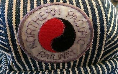 Northern Pacific Railroad Hat