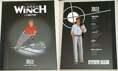 Largo Winch - L'heritier / Collection Le Figaro N°1