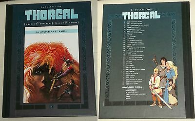 Thorgal - La Magicienne Trahie / Hachette Collections N°1