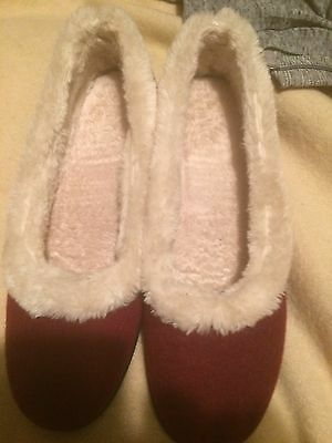 Hotter Ladies Slippers size 8