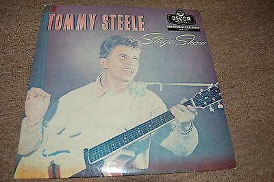 The Tommy Steele Stage Show  1957 Decca 10 Inch Lft 1287