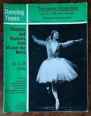 The Dancing Times January 1963