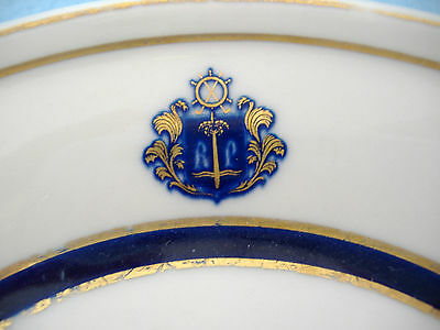Vintage Jackson China Hotel-Restaurant Ware Luncheon Plate-Topmarked-1956