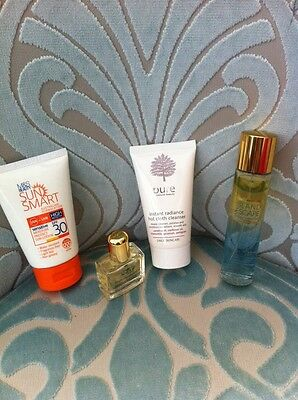 Marks And Spencers Ladies Beauty Products X 4