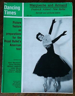 The Dancing Times April 1963