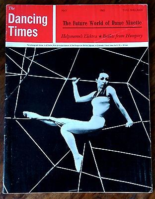 The Dancing Times May 1963