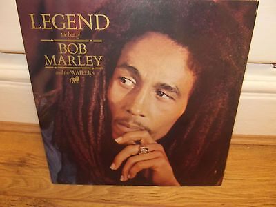 Legend .the Best Of Bob Marley & The Wailers  Lp Album Vinyl Record