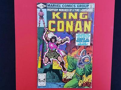 King Conan #4 Marvel Comics