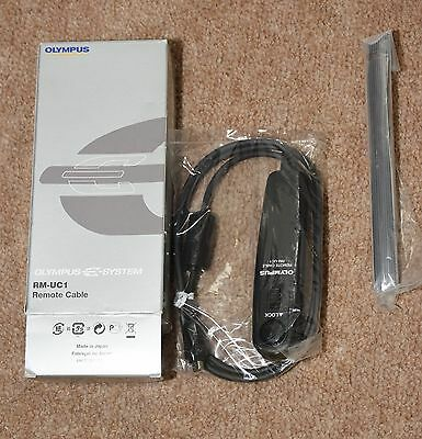 Olympus RM‑UC1 REMOTE CONTROL Olympus Remote Cable Release (RM-UC1)
