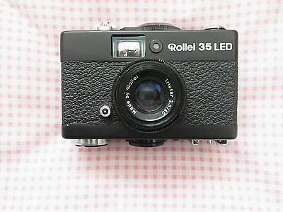Rollei 35 Led  35Mm Street Camera With Triplet Lens