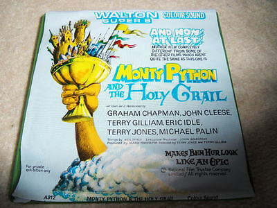 super 8 film Monty Python and the Holy Grail 400 reel Walton films