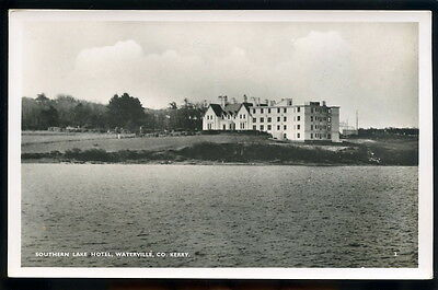 RP Postcard - Southern Lake Hotel, Waterville, County Kerry.