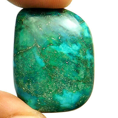 36.05 cts Natural Beautiful Turquoise Gemstone Fancy Loose Cabochon For Jewelry