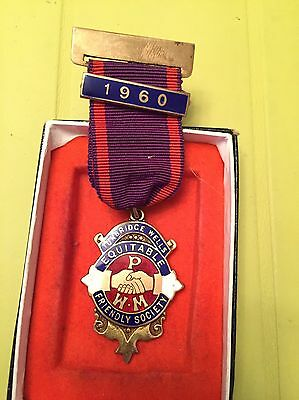 Equitable Friendly Society Medal