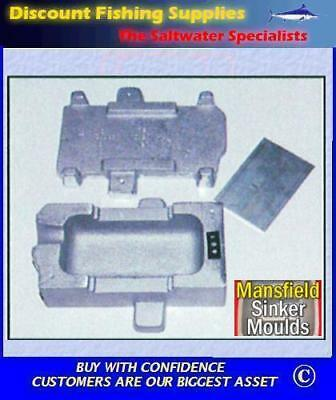Dive Weight Mould - 2lb