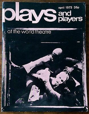Plays and players magazine April 1973