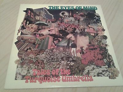 """The Eyes Of Mind - """" Tales of the Turquoise Umbrella """" Vinyl LP 1984"""