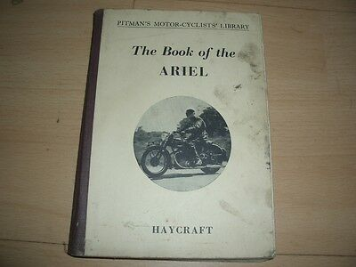 Pitmans Book of the Aerial by Haycraft RARE BOOK !