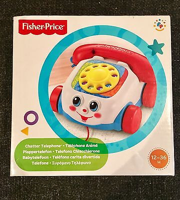 Fisher Price Chatter Telephone - Brand New