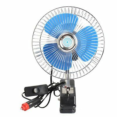 Portable 12V motor vehicle car fan Cooler M9S5