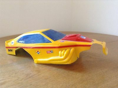 Vintage Tamiya Kyosho ? Rc Car Shell Early 80 Late 70S