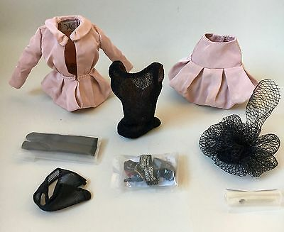 """Fashion Royalty Fr Fire Witin Jordan Outfit Shoes For 12"""" Doll"""