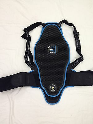 Forcefield Sport-lite L1 Back Protector Large - Ski Boat Equestrian MTB Moto