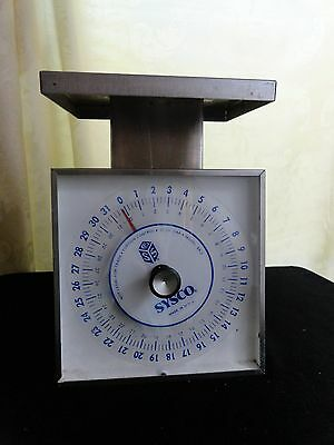 Sysco 32 OZ Model SR 2 Mechanical Restaurant Food Portion Dough Dial Scale