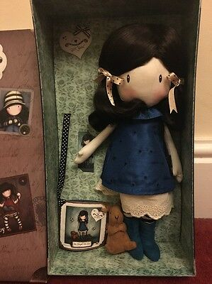 """Gorjuss 14""""doll You Brought Me Love Never Taken From Box"""