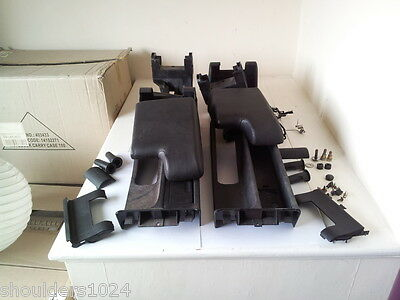 2 x BMW E36 3 series Centre Console with ARM REST coupe saloon