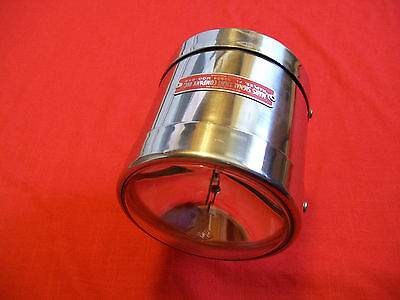 Vintage Mars Signal Light Emergency Dual Side Model B45 Rare