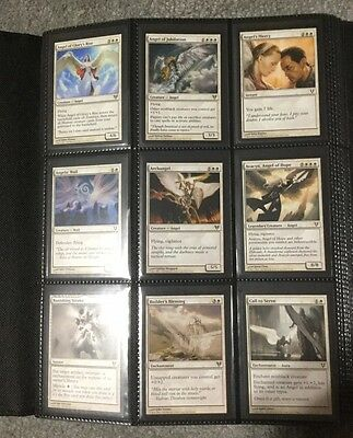Avacyn Restored AVR Magic The Gathering Complete Set With Tokens Ultra Pro MTG