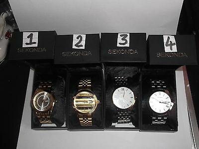 Sekonda Mens Watches,Various Styles to choose from