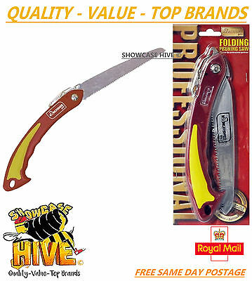 Folding Pruning Saw Foldable Tree Branch Cutter Garden Pruner Trimming Tool New