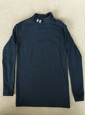 Youth  Underarmour Cold Gear Shirt Size Large