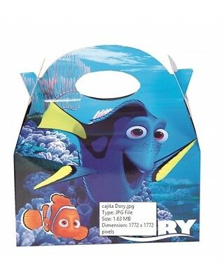 Wholesale Job Lot 48 finding Dory Food Boxes *Party *Boys *Girls