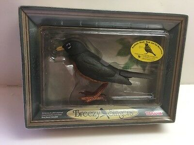 NEW Takara  Breezy Singers American Robin Sealed