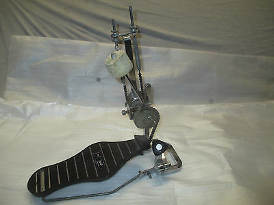 70's JACQUES CAPELLE TWIN SPRING BASS DRUM PEDAL - made in FRANCE