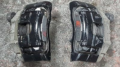 Audi S3 8P Genuine Front Brake Calipers & Carriers