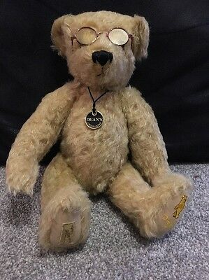 Deans Limited Edition Fathers Day Bear 2000