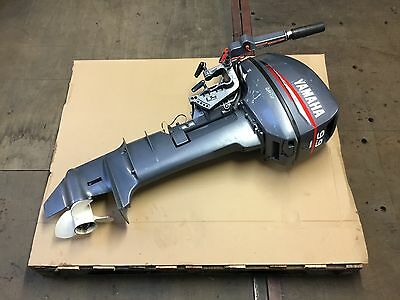 Yamaha 9.9hp 15hp outboard engine mariner 37kg! 2 stroke 2004