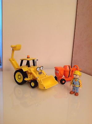 Bob The Builder Figure And Toys