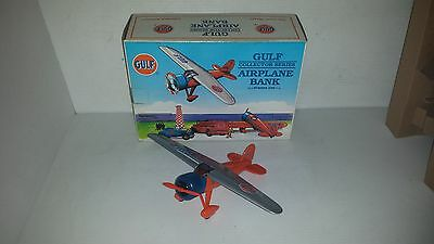 Gulf Refining Comapany Airplane Bank (LIMITED EDITION)