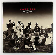 Madness-The Rise And Fall LP-Stiff Records, SEEZ 46, 1982, Gatefold Sleeve