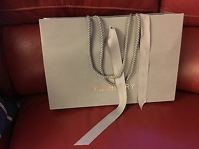Mulberry Gift Box And Bag