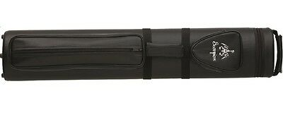 New Scorpion SC35 3x5 Black Pool Cue Case FREE Shipping