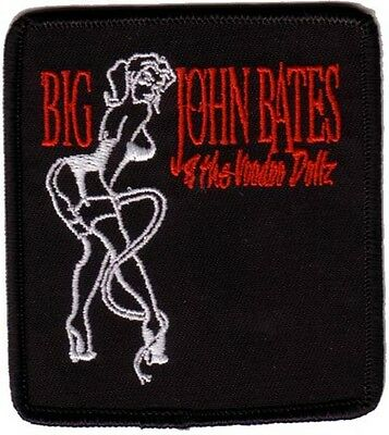 Big John Bates & The Voodoo Dollz- Embroidered Patch