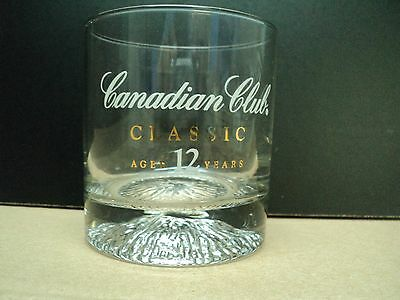 Canadian Club Classic Aged 12 Years Whisky Glass