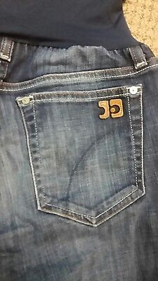 Womens A Pea In The Pod Maternity Joes Jeans Size 31 Socialite Fit