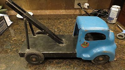 Minnitoy Tow Truck Wrecker Otaco Pressed Stell Truck